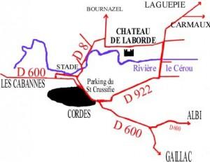 Plan du canton